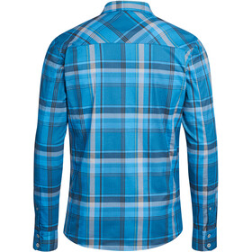 Maier Sports Merton T-shirt à manches longues Homme, blue